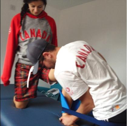 treatment at pan am games